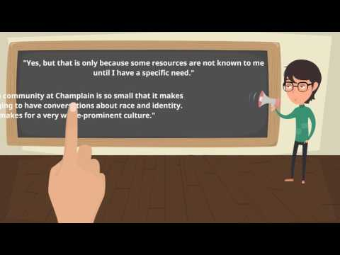 The Equity Challenge at Champlain College