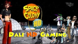 Space Colony HD PC 1080p