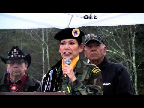 Lac Courte Oreilles Veterans Memorial Dedication and Honor Ceremony