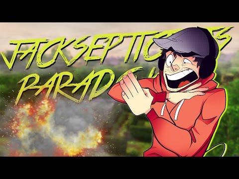SAVING MY OLD VIDEOS   Jacksepticeye's Paradox #1 (Fan Made Game)