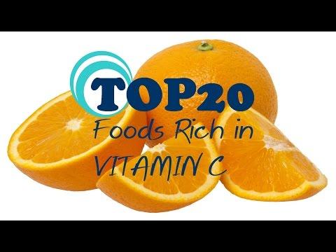 Vitamin C Rich Foods | TOP 20 | NERDYhideout Rank
