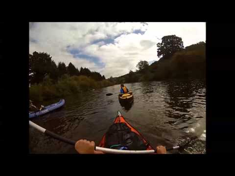 The Inflatables - The River Wye Day 1