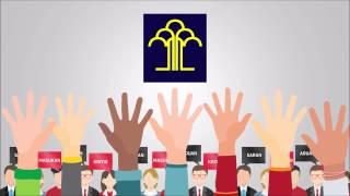 Aplikasi LAPOR Kementerian Hukum dan Hak Asasi Manusia RI