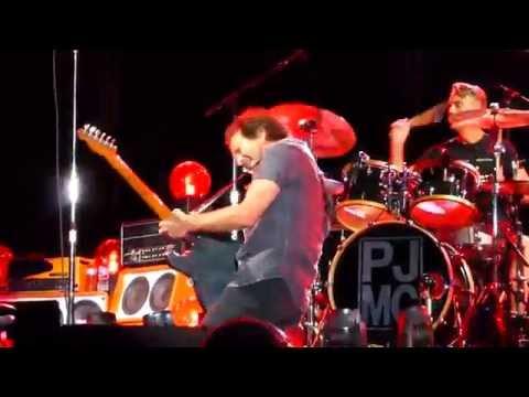 Pearl Jam Betterman Wrigley 2  82216 HD