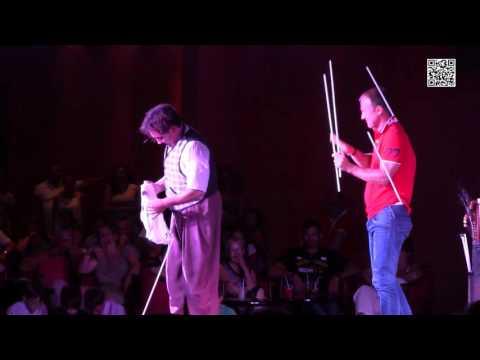 Circus Show (Johnny Circus) - Hotel Be Live Playa La Arena (Tenerife) [2015]