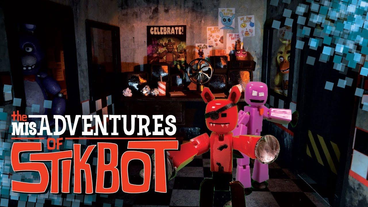 Download Las Desventuras de Stikbot - S1 Ep. 4 (Cuatro Noches con Stikbot)