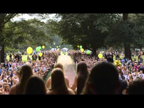 W&M in 30: Convocation 2015