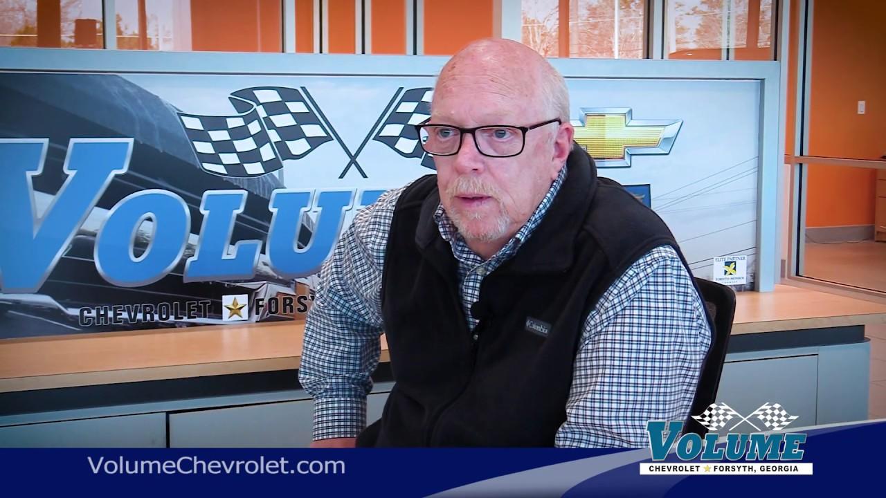 Volume Chevrolet Testimonial Good Service Customer Relations Youtube