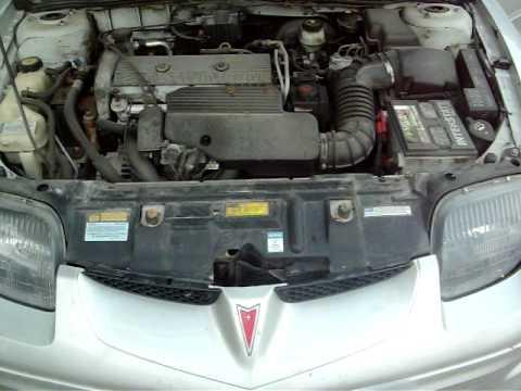 2001 Pontiac Sunfire engine noise  YouTube