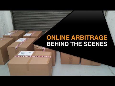 Online Arbitrage Amazon FBA Office Behind The Scenes