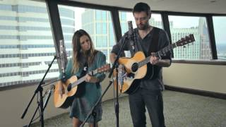 Kasey Chambers and Shane Nicholson perform