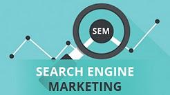 Search engine marketing-SEM | Search engine marketing basics | SEO - Part 29