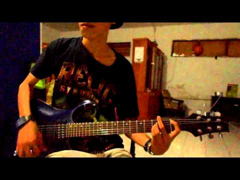 revenge the fate - darah serigala guitar cover (by GeL AMQ)