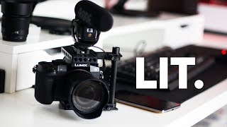 Unboxing my YouTube Camera Rig