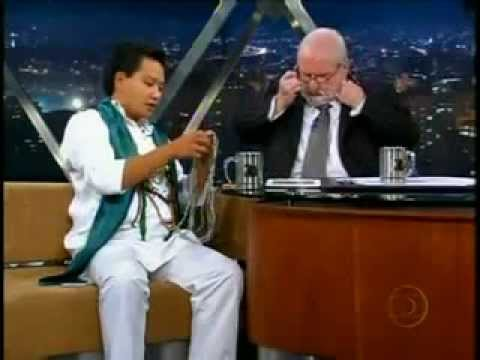 Jô Soares entrevista o pai de santo Sérgio Kunio Kwanami 16_03_2010 (Parte 2 de 2)