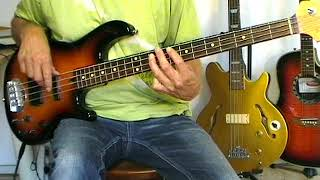 Badfinger - Day After Day - Bass Cover