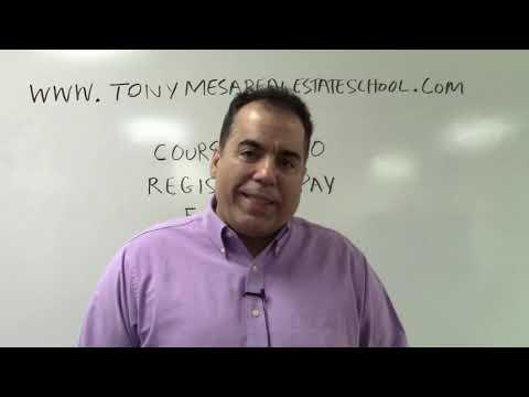 Online Real Estate Broker Course