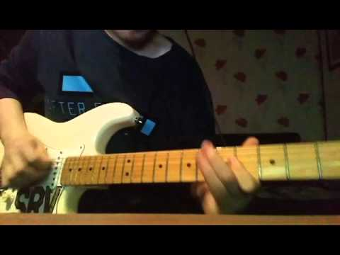 [K-ON]OST - Hold on to Your Love Guitar Cover ( Hajime Hyakkoku )