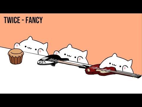 """Bongo Cat - TWICE """"Fancy"""" (K-POP)"""