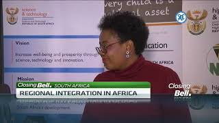 Mmamoloko Kubayi calls for more inclusion in science and technology