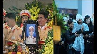 Vĩnh biệt Trung tá Trần Văn Vang: Khi anh ra đi vì bình yên cuộc sống.