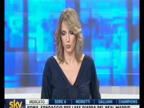 Eleonora Cottarelli Pomeriggio Sky Sport 24 19 agosto 2011 ...