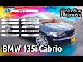 BMW 135i Cabriolet. Paquete M Sport. 3.000CC Twin Power Turbo. 306HP. #CositasRicas