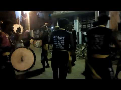 Death punch-saavu kuthu Tamil drums