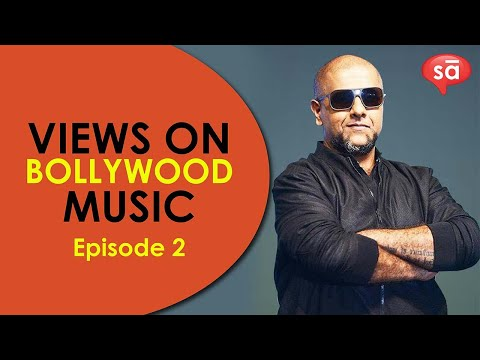 Bollywood music reaches a billion people | Vishal Dadlani ||