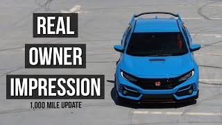 5 things I did NOT know about the 2020 Civic Type R Boost Blue Pearl! | S3  EP11
