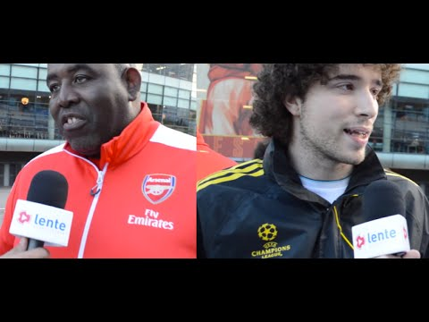 #LondonDerby - Arsenal v Chelsea with Robbie from ArsenalFanTV and Younes from 100% Chelsea