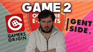 THE LATE KUKUSS SHOUTCAST : GO VS GENTSIDE GAME 2 FINALE OES