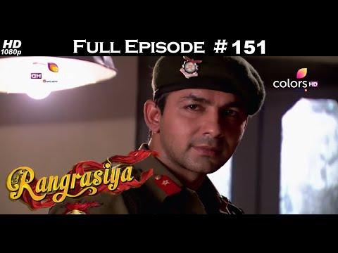 Rangrasiya - Full Episode 151 - With English Subtitles