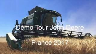 Video John Deere Demo Tour France 2017 download MP3, 3GP, MP4, WEBM, AVI, FLV November 2017