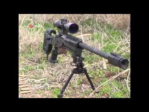 Bora 12 ilk yerli keskin nisancı silahı