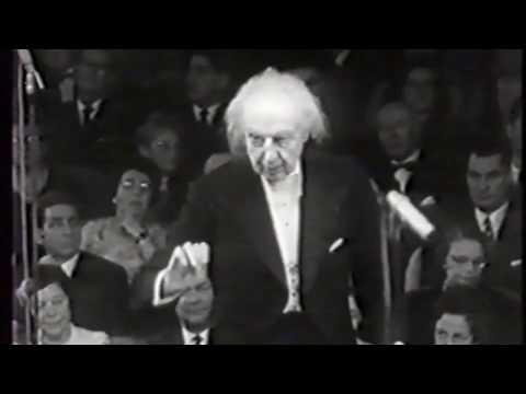 Stokowski in Hungary (1967) - Stravinsky & Beethoven