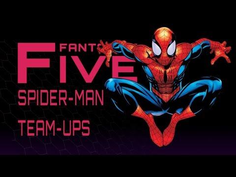 5 Best Spider-Man Team-Ups
