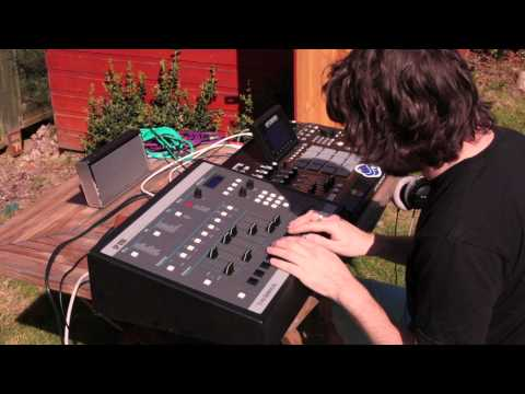 Bibio - Sampling in the garden...