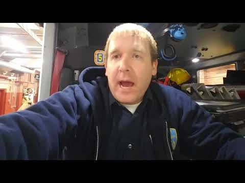 IRL From the Fire Station (From Twitch Stream 4/9/18)