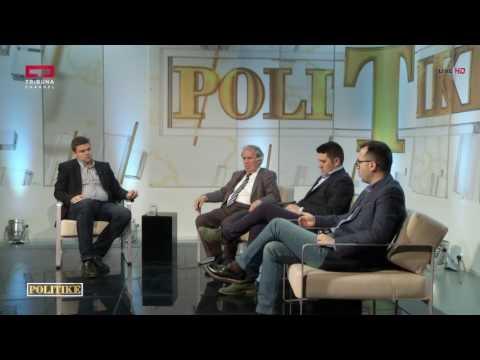 Emisioni Politikë - Pjesa e parë - Mysafirë: Mazllum Baraliu, Ardian Çollaku, Donik Sallova