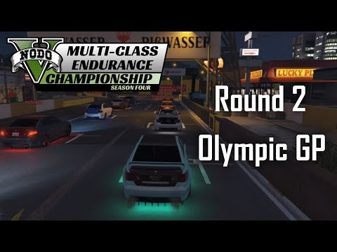 MCEC Season 4 [PC] Round 2: Olympic GP | GTA V Racing
