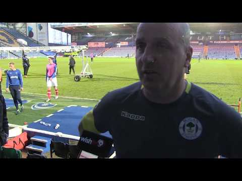 PAUL COOK: Latics boss reflects on 2-1 defeat at Portsmouth