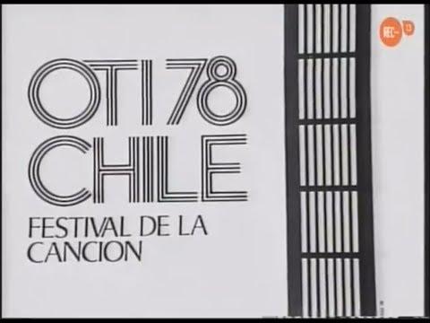 Festival OTI de la Canción 1978 - Edición NO completa
