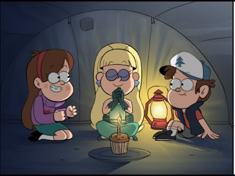 Candy Falls Live Wallpaper Dipper Pacifica Mabel Right Here Youtube
