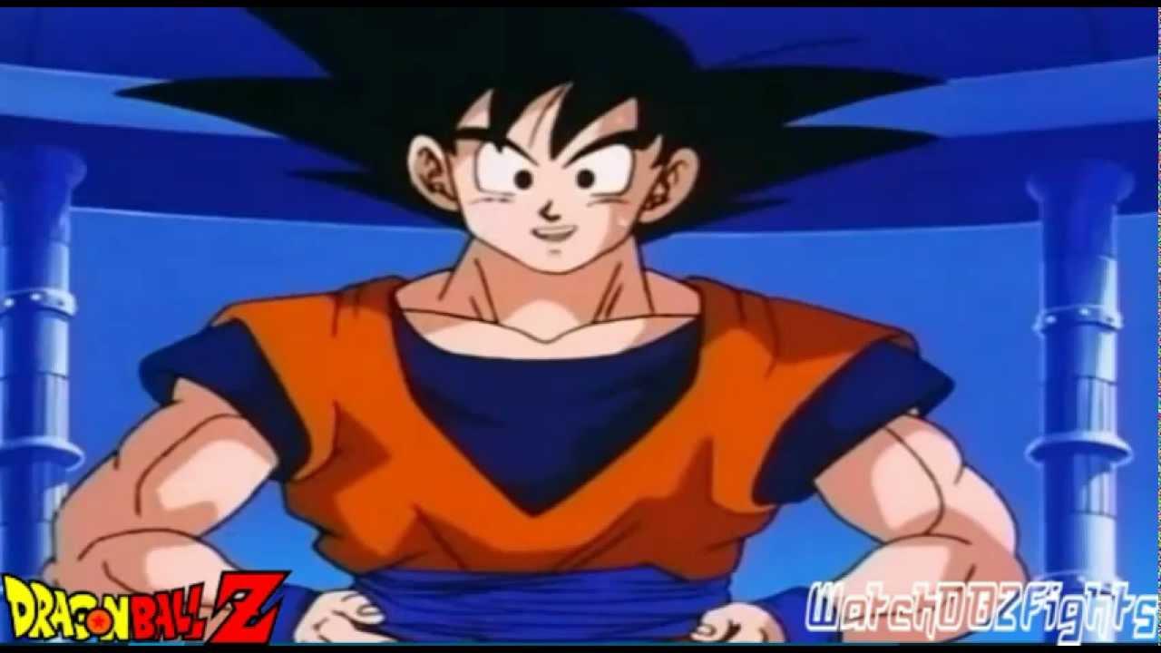 Goku And Piccolo Fusion Youtube