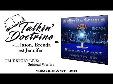 Spiritual Warfare (Simulcast #10) - True Story Live on TD