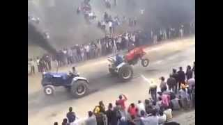 tractor China vs tractor Germany
