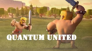 Clash of Clans New SUPER QUEEN [TH 10] Giant Healer GoValk 2016 Clash of Clans [Quantum united]