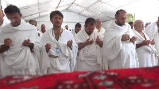 Arafat Vakfesi Duasi/ Hac icin Arafat cadiri/ 11-09-2016