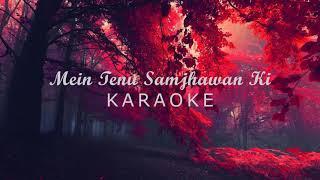 Mein Tenu Samjhawan | Humpty Sharma ki Dulhania | Karaoke